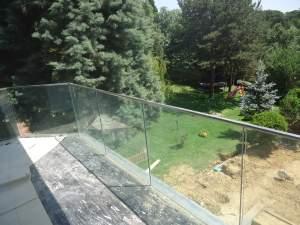 Railings - Oba7 Marbella - natural marble stones, doors and windows