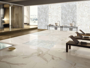 Oba7 Project - Oba7 Marbella - natural marble stones, doors and windows